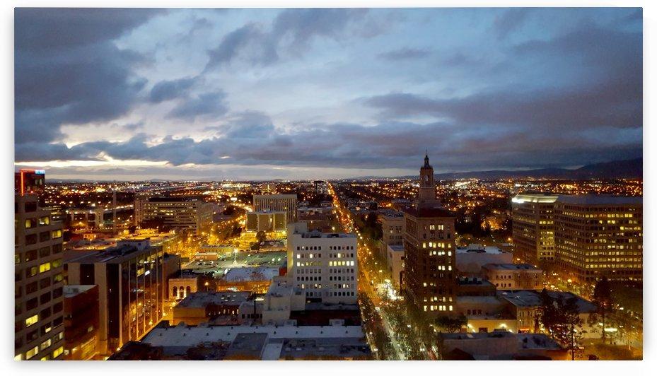 San José  Sunset by StellaMc