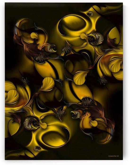 Space of Life by Carmen Fine Art