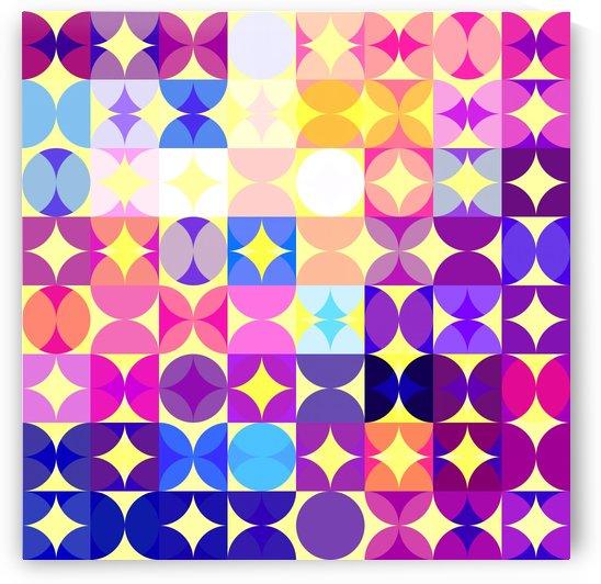 Geometric XXXVI by Art Design Works