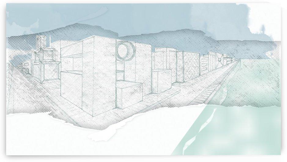 Futuristic City vol 3 by ANASTASIA SKARLATOUDI