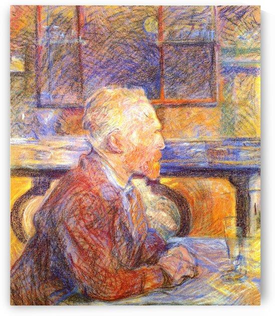 Lautrec by Henri de Toulouse-Lautrec