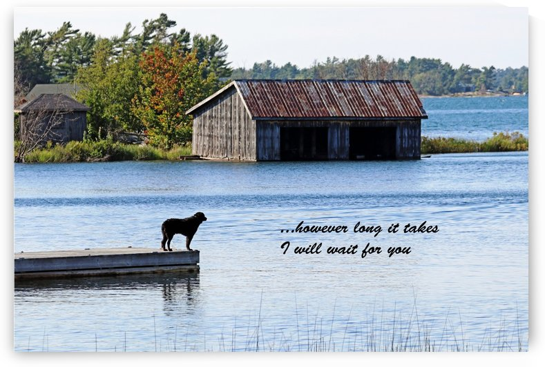 However Long It Takes by Deb Oppermann