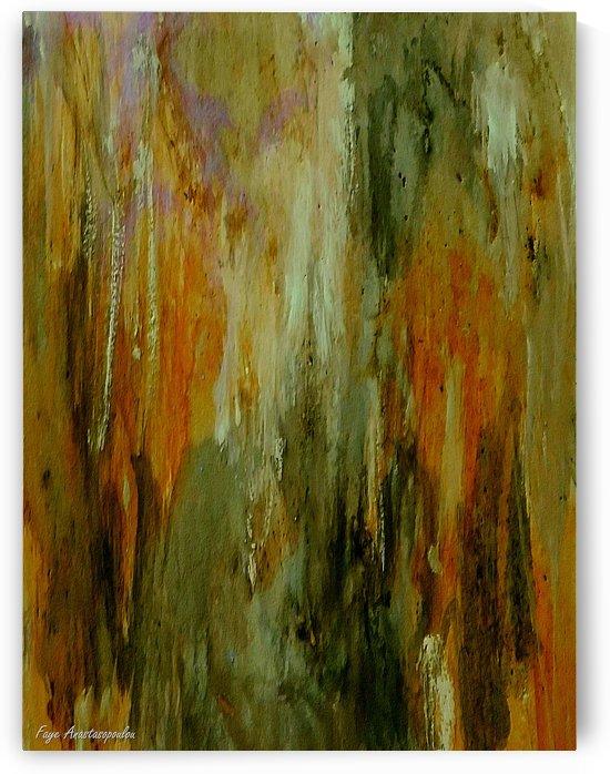 Onyx Stalactites by Faye Anastasopoulou