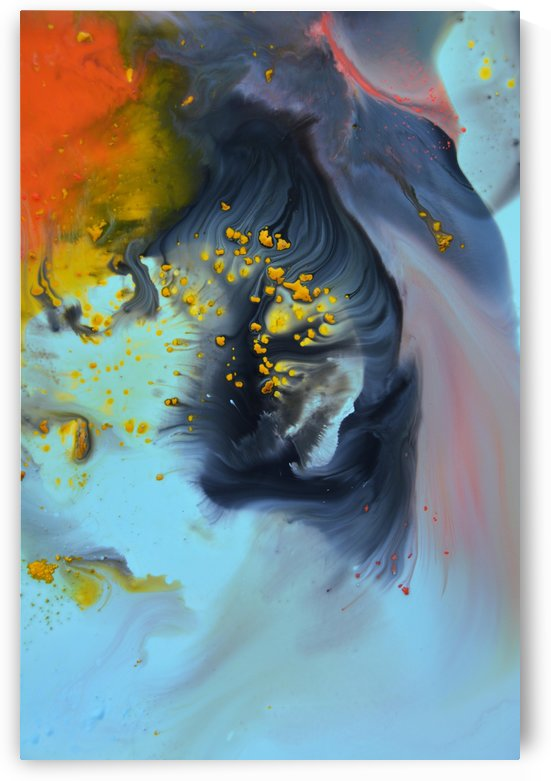 Liquid series 09 by Andrada Anghel