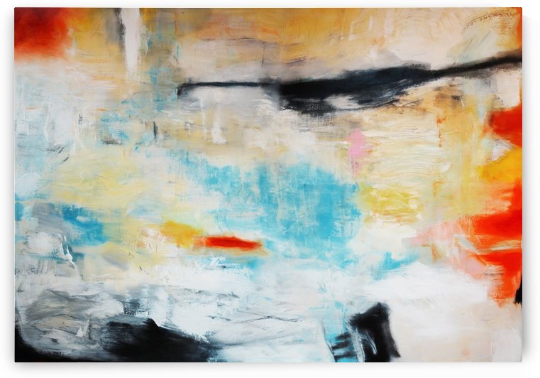 Abstract 08 by Andrada Anghel