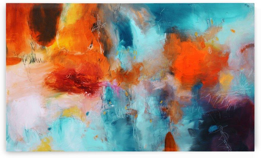 Abstract 07  by Andrada Anghel