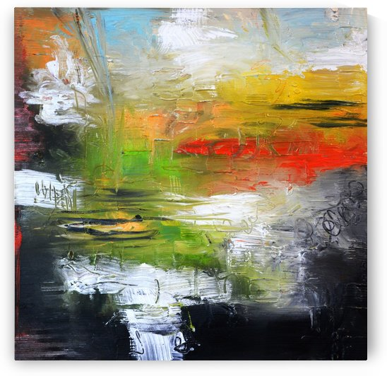 Abstract 19 by Andrada Anghel