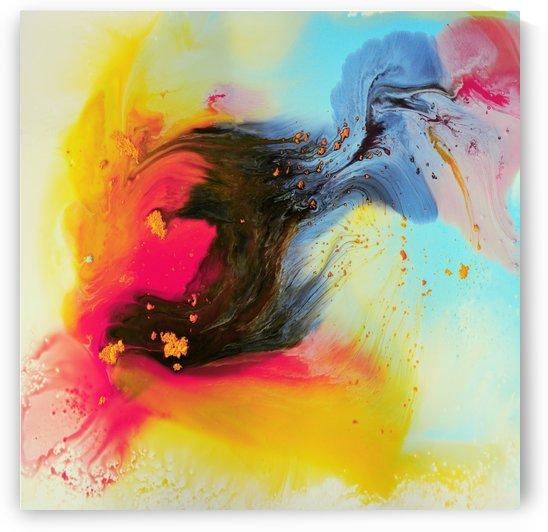 Liquid series 18 by Andrada Anghel