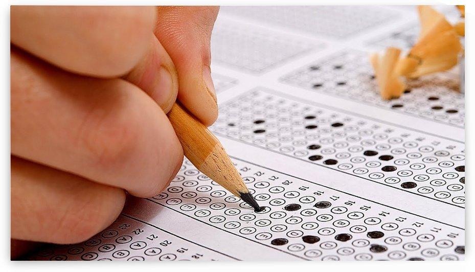 college entrance exams by Kurt Magnus
