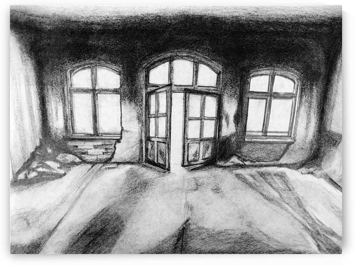 Abandoned by ANASTASIA SKARLATOUDI