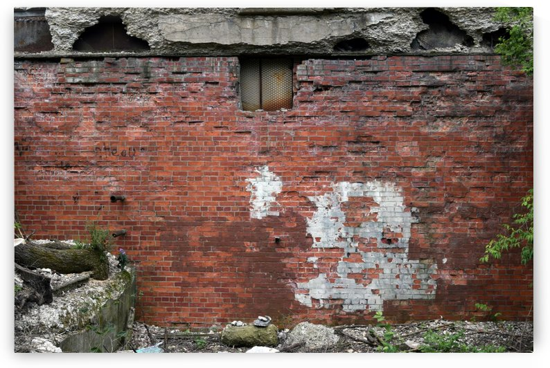 Another Brick in the Wall by Brent Luke Augustus