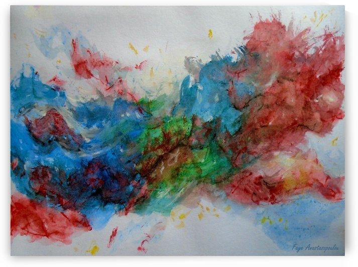 Suddenly by Faye Anastasopoulou