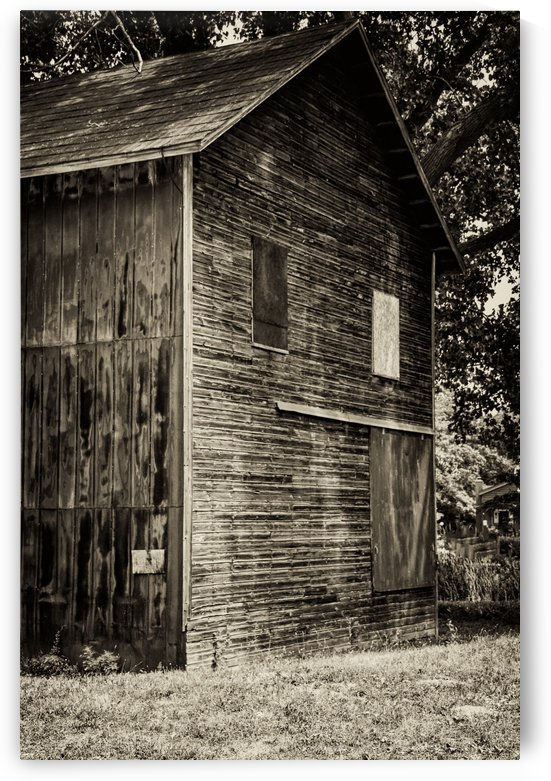 storage in BW by William Norton Photography