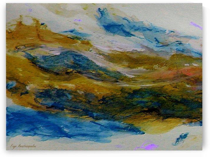 Amber River by Faye Anastasopoulou