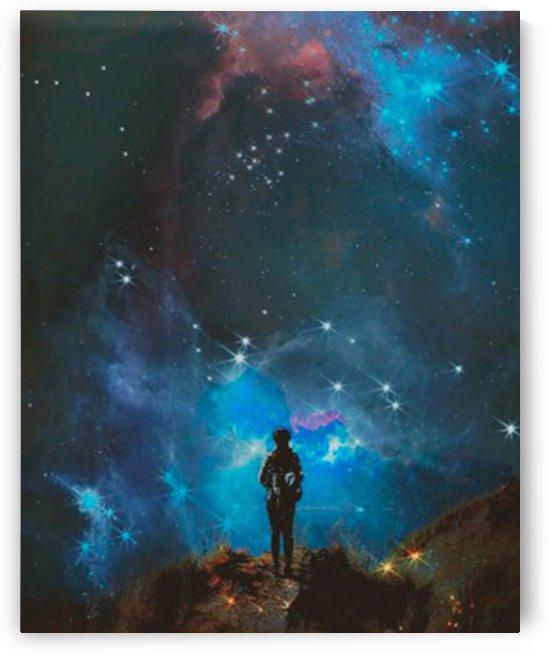 Alternate Universe by DigitalArtByErin