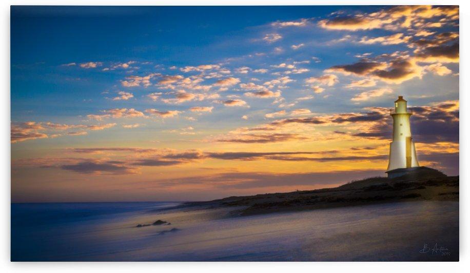Plumb Point Lighthouse by Bevan Antonio