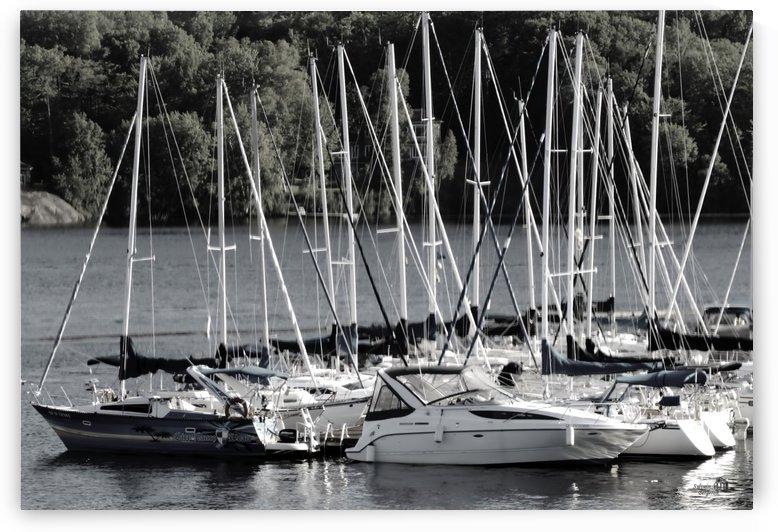 A-mats- Sailboat mats by Sylvain Bergeron Photographies