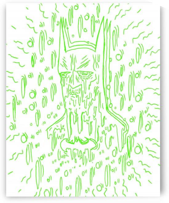 Meltyman Green by Irritated Eye