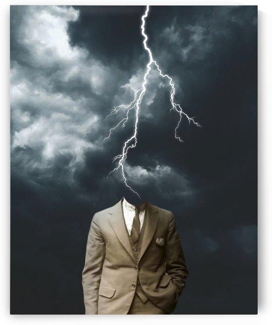 Lightning Strikes by DigitalArtByErin