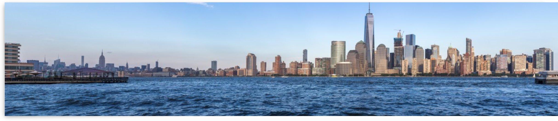 New York Panorama by Per-Anders Gunnarsson