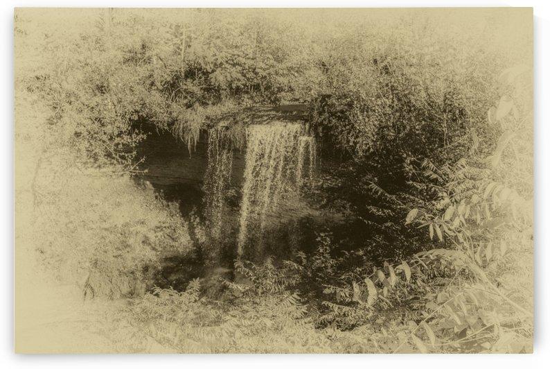 Wolcott Falls by William Norton Photography