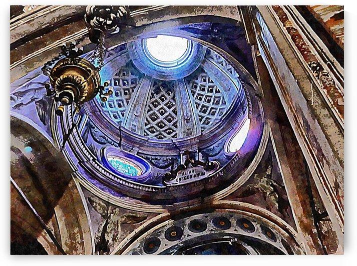 Altare Gregorianum by Dorothy Berry-Lound