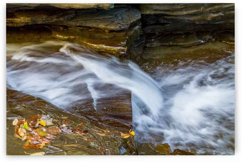 Eagle Cliff Falls 16 by William Norton Photography