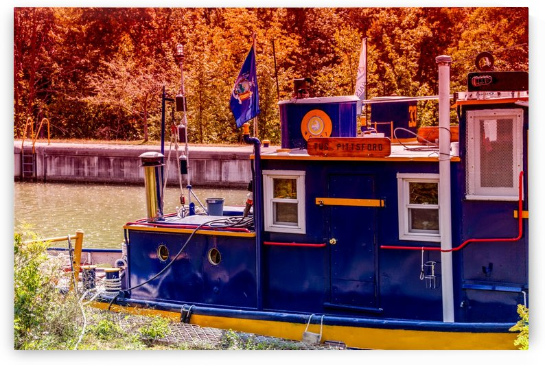 Lock 33 5 by William Norton Photography