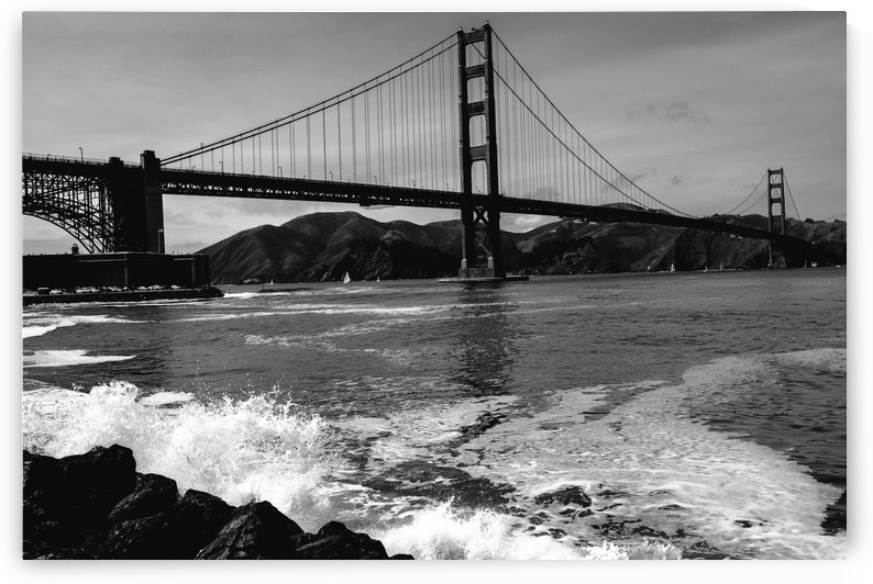 Golden Gate Bridge by Carlos Trejos