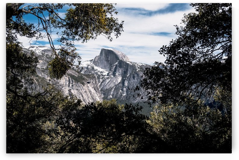 The Half Dome by Carlos Trejos