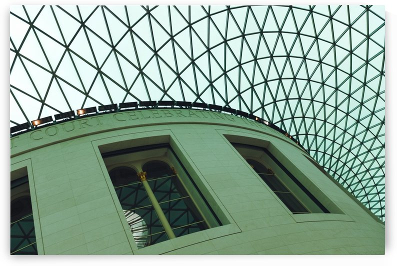 British Museum by Carlos Trejos