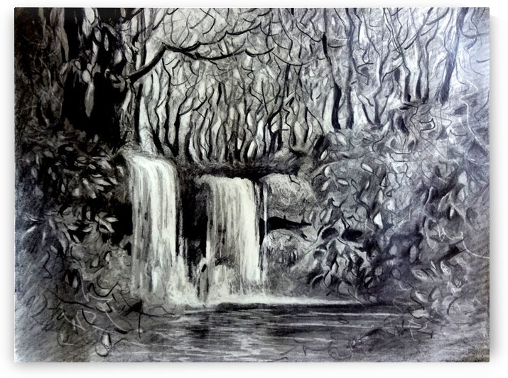 Pencil Drawing 3 by Sumit Datta