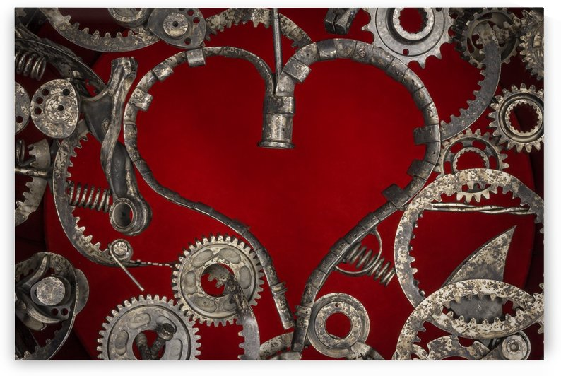 Mechanical Love by  Shawn Connors Designs
