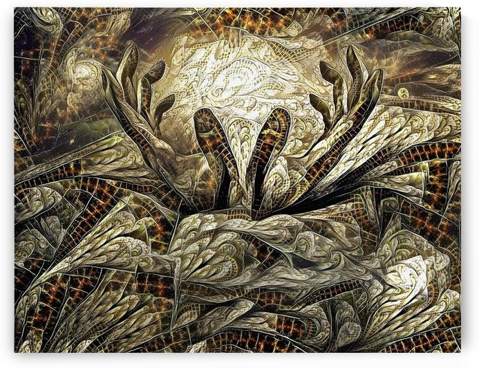 Hands of Creator by Bruce Rolff