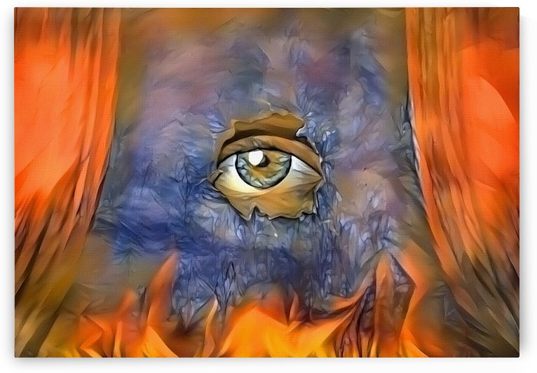 Eye on Stage by Bruce Rolff