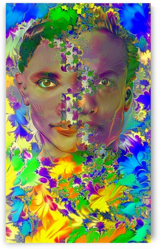 Man and Woman by Bruce Rolff