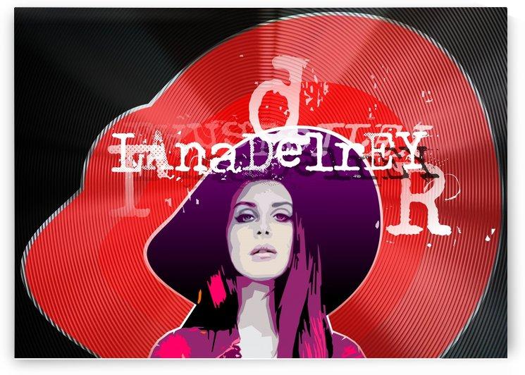 Lana Metalic Black by zelko radic bfvrp