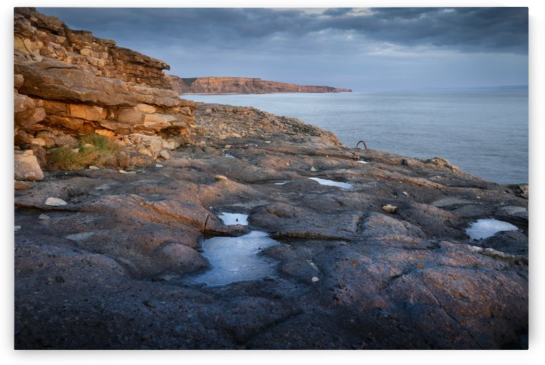 The Welsh Heritage Coast by Leighton Collins