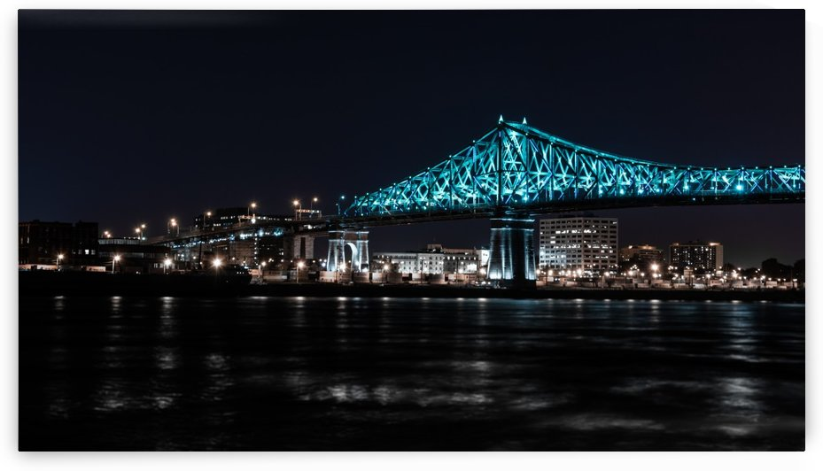 Jacques-Cartier bridge by Actarus Studio