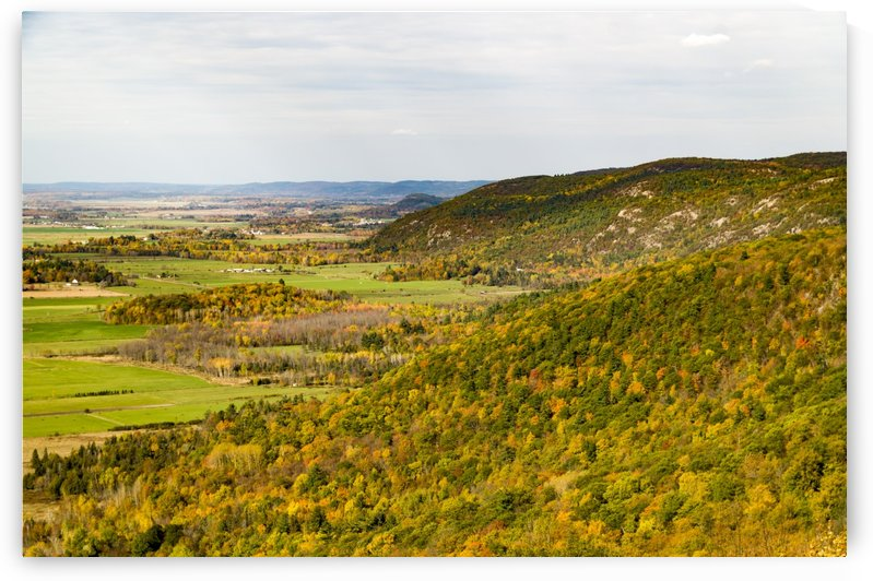 View of Ottawa Valley in Autumn 20 by Bob Corson