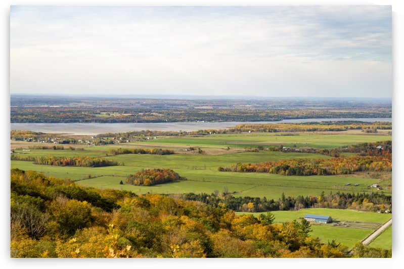 View of Ottawa Valley in Autumn 28 by Bob Corson