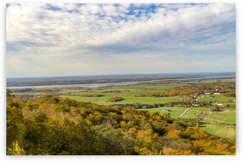 View of Ottawa Valley in Autumn3 by Bob Corson