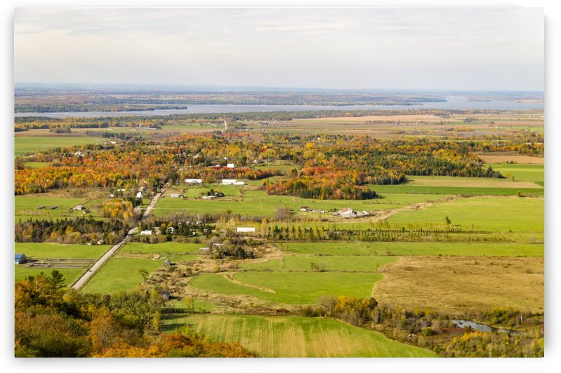 View of Ottawa Valley in Autumn18 by Bob Corson