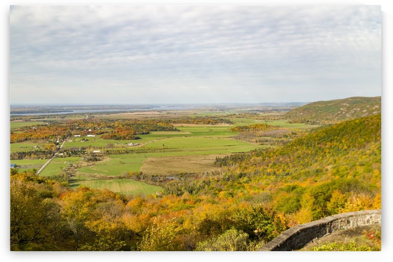 View of Ottawa Valley in Autumn 9 by Bob Corson