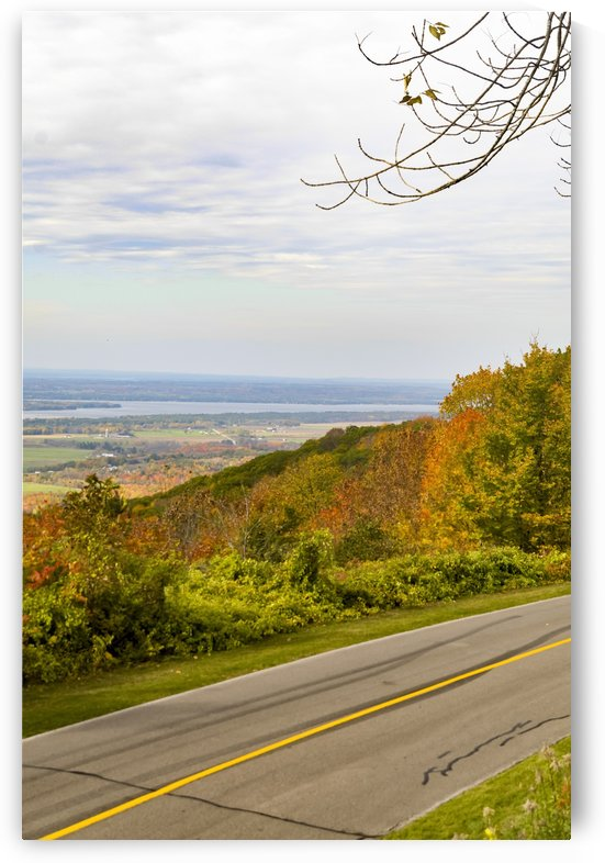 View of Ottawa Valley in Autumn 37 by Bob Corson