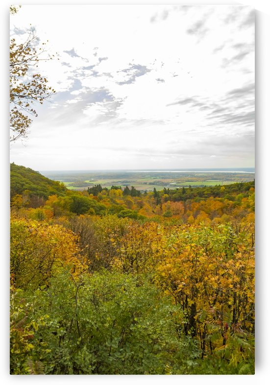 View of Ottawa Valley in Autumn 45 by Bob Corson
