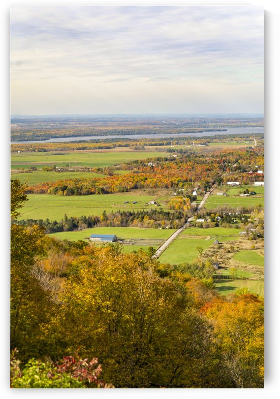 View of Ottawa Valley in Autumn 11 by Bob Corson