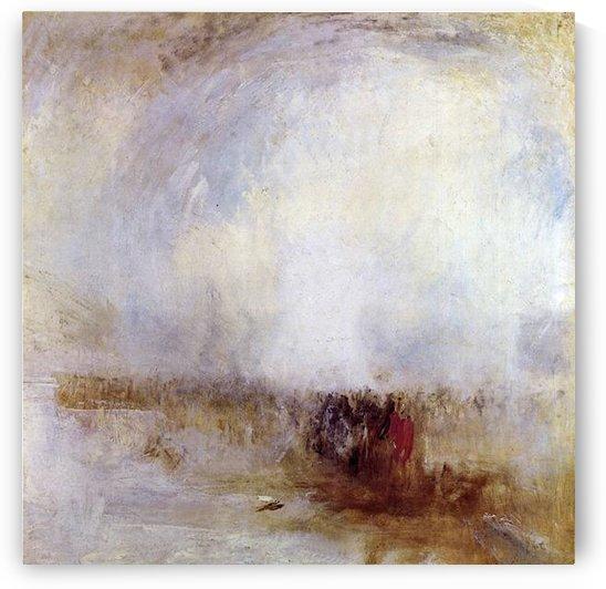 Venetian scene by Joseph Mallord Turner by Joseph Mallord Turner