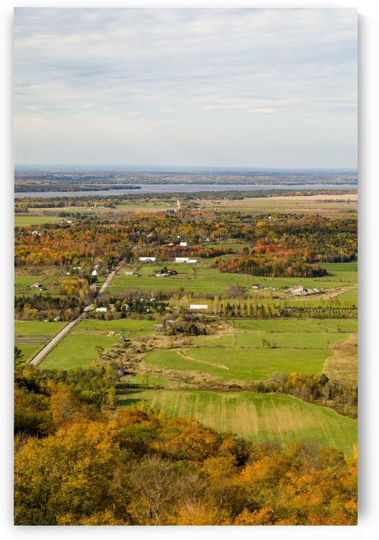 View of Ottawa Valley in Autumn 23 by Bob Corson