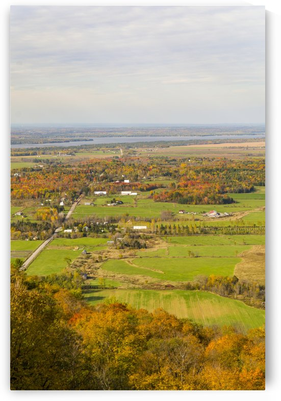 View of Ottawa Valley in Autumn12 by Bob Corson